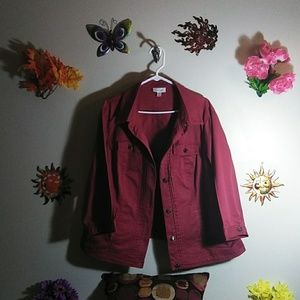Womens Denim Jacket, 18-20